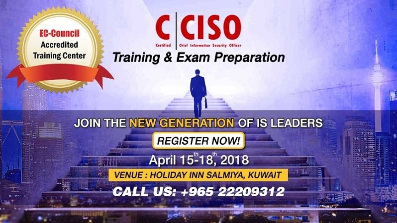 Best Institute For CCISO Training & Certification in Kuwait
