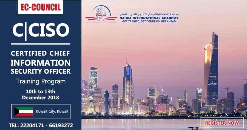 Best CCISO Training Institute In Kuwait
